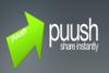 puush: Virenbefall der bekannten Sharing-Plattform-puush.png