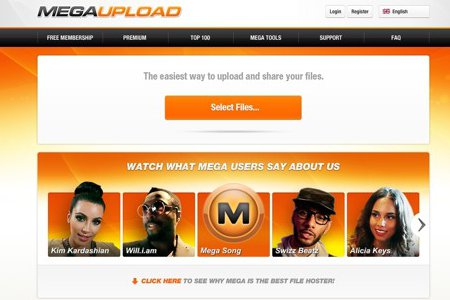 Megaupload got shut down