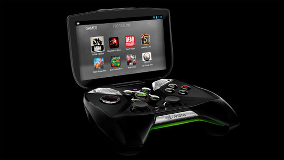Nvidia Reveals Project Shield