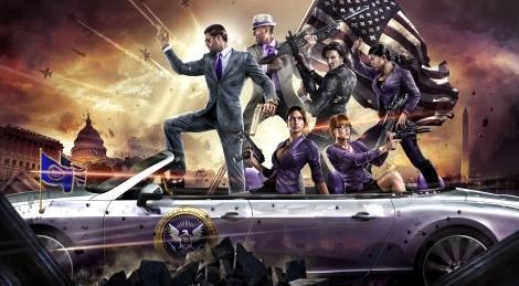 Saints Row IV Announcement Trailer Revealed