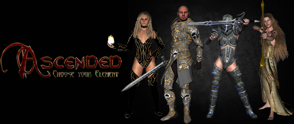 Ascended: New MMORPG on the make