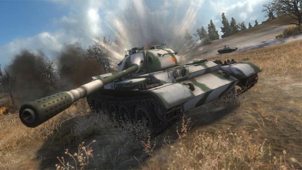 World of Tanks: Xbox One Edition Announced