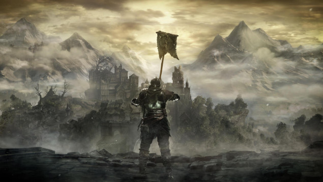 Dark Souls Pre-Load is available on PSN. Download Size is revealed.