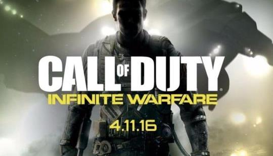 Call of Duty Infinite Warfare: Editions and a Reveal!