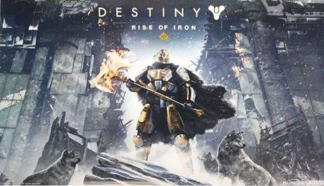 Destiny's Next Expansion – Rise of Iron