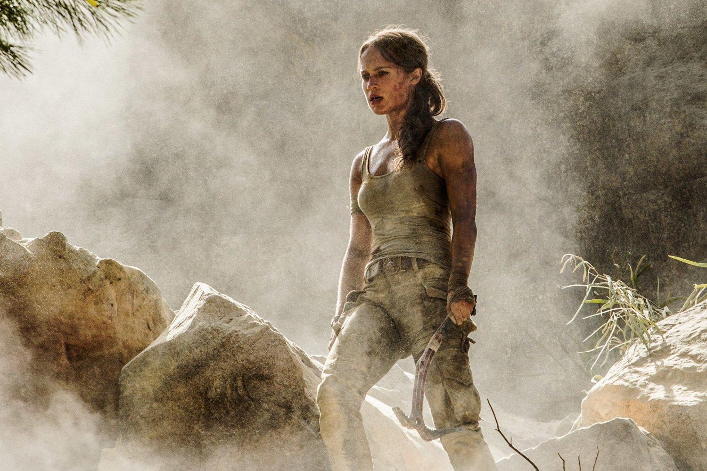 Tomb Raider Movie: First views of Lara Crofts