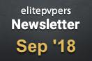 elitepvpers Newsletter September 2018