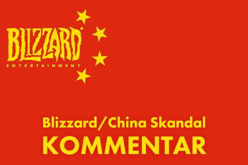 Blizzard Skandal