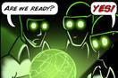 Planetside Riddles Players with New Countdown Clock and Comic